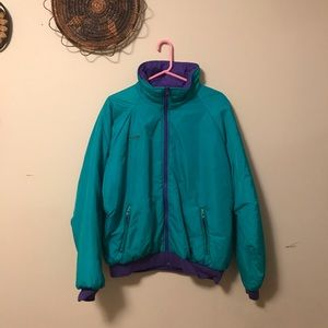 Reversible Columbia Jacket